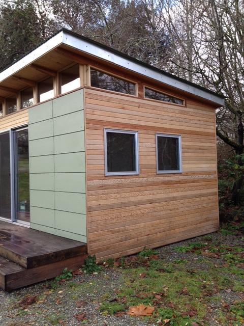 Modernshedhomeoffice2 the original modern shed for Modern shed