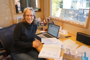 Fay Mark purchased her Modern-Shed a year ago. The shed has exceeded her expectations.