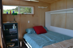 BredaBeds sells hideaway beds that can be stored when they're not in use.
