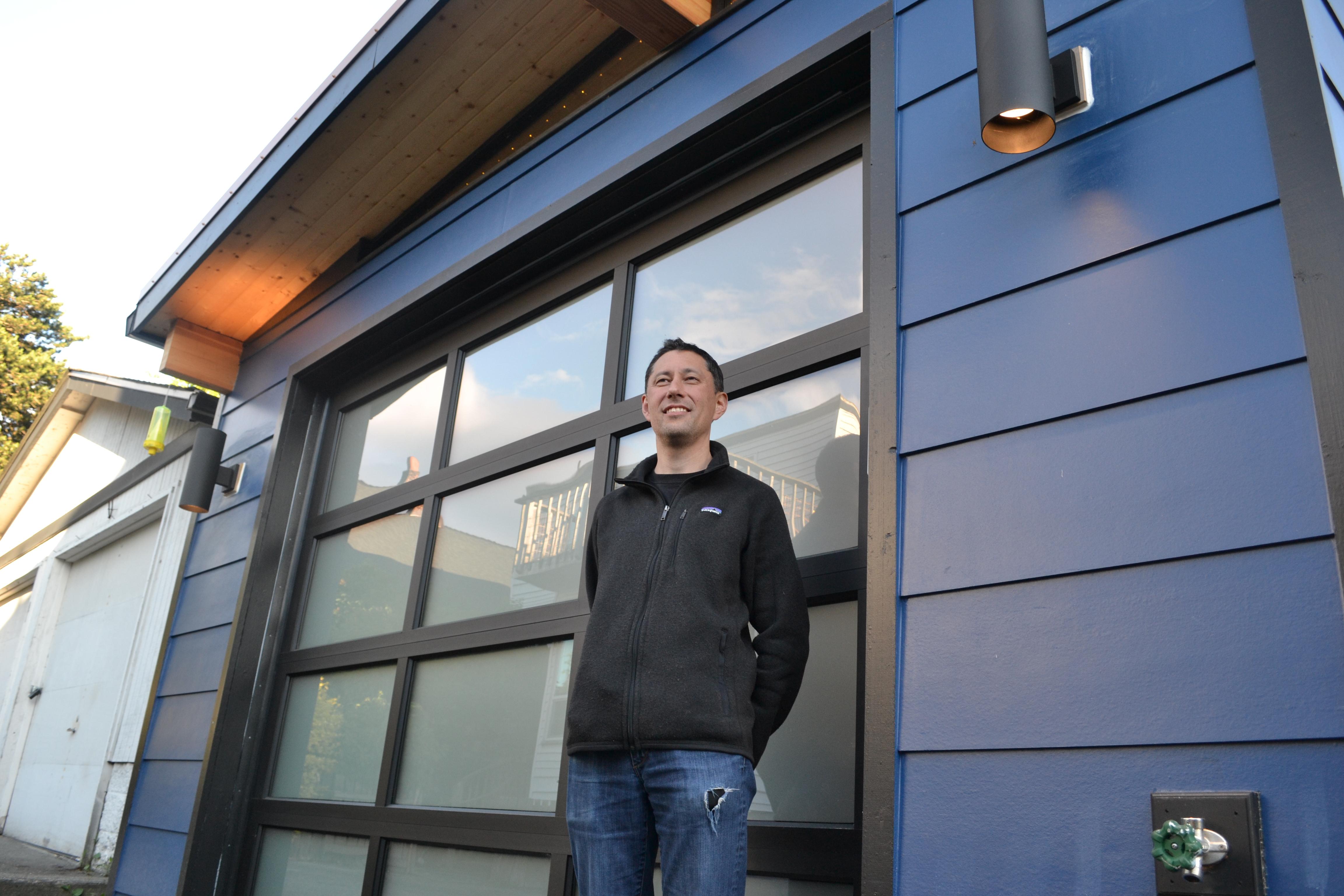 The ModernShed Garage